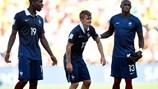 Tuyển Pháp, Colombia rơi lệ vì World Cup