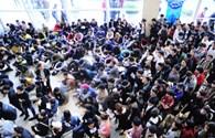 Hàng ngàn thí sinh thử giọng Vietnam Idol
