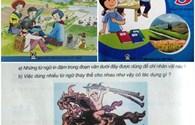 """Chi tiết 'Thánh Gióng tắm ở Hồ Tây"""" trong sách tiếng Việt lớp 5 gây tranh cãi"""