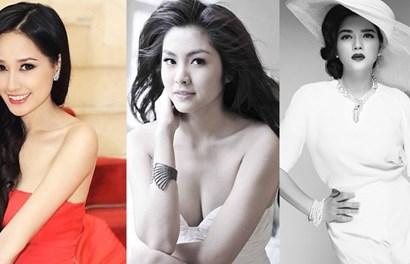 Những mỹ nhân Việt rời showbiz vẫn nổi hơn hotgirl