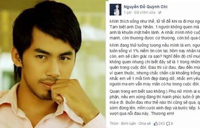"""Facebook sao Việt """"đẫm"""" nước mắt tiếc thương người mẫu Duy Nhân"""