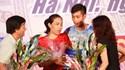Thông qua Báo Lao Động, Vũ Thị Bích Hường tri ân người hâm mộ