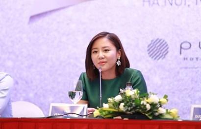Văn Mai Hương xinh đẹp tái xuất sau thời gian bị trầm cảm