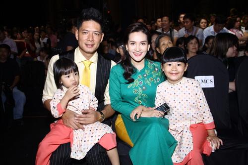 Sao Việt nườm nượp đưa vợ con đi xem liveshow Dấu ấn của Phương Thảo – Ngọc Lễ