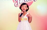 Con gái của ca sĩ Thái Thùy Linh chinh phục giám khảo Nhí tài năng