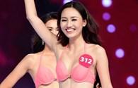 Phần thi nóng bỏng nhất đêm chung kết Hoa hậu Hoàn vũ Việt Nam