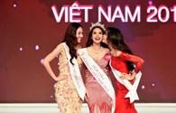 Những khoảnh khắc đẹp nhất đêm chung kết Hoa hậu Hoàn vũ Việt Nam 2015
