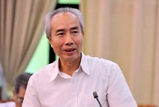 Hai ý kiến của ông Huỳnh Đảm