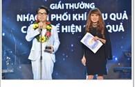 Học trò Mỹ Tâm thắng lớn tại Bài hát Việt tháng 11