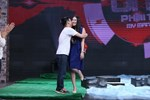 Phi Thanh Vân được chồng trẻ tận tâm chăm sóc khi mang bầu