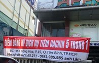 TP.Hồ Chí Minh: Một Cty tự ý nhận tiêm vaccine cho trẻ