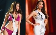 Khoảnh khắc tỏa sáng nhất của Phạm Hương trong bán kết Hoa hậu Hoàn vũ