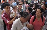 Hà Nội, TP.HCM ngày đầu đăng ký tiêm Pentaxim: Đăng ký hết 3.200 liều chỉ sau 3 phút