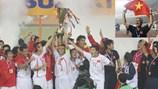 Vô địch AFF Cup với đội hình đẹp và đá đẹp!