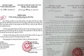 Vụ resort không phép tại Vườn quốc gia Ba Vì: Bộ NNPTNT chỉ đạo kiểu... bắn chỉ thiên!