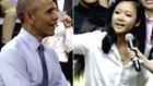 Suboi được truyền thông quốc tế đề nghị chấm điểm màn beatbox của Tổng thống Obama