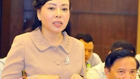 Danh sách thành viên Chính phủ được đề nghị Quốc hội phê chuẩn