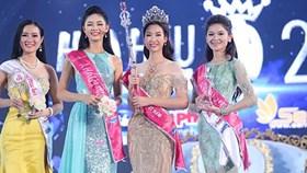 Chân dung tân Hoa hậu Việt Nam 2016 Đỗ Mỹ Linh