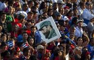 Cuộc đời huyền thoại Fidel Castro qua ảnh