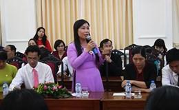 Cô giáo Thủy 29 năm gắn bó với  xã đảo Kiên Hải