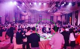 Tỉ phú Hoàng Kiều chính thức giới thiệu Ngọc Trinh với hàng nghìn nhân viên