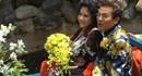Thanh Bạch lên tiếng về việc vợ mặc áo dài 8 mét gây xôn xao