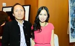 Hà Phương kể chuyện tình với tỉ phú Việt giàu nhất ở Mỹ
