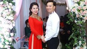 Tiết lộ về đám cưới của MC Thành Trung và vợ 9X hotgirl