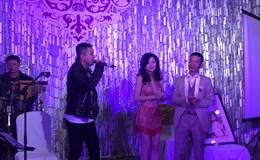 Nhạc sĩ Nguyễn Vĩnh Tiến kết hôn lần 2 với biên đạo múa 9X