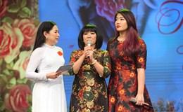 Cẩm Vân bật khóc trên truyền hình kể về tai nạn nghiêm trọng của con gái