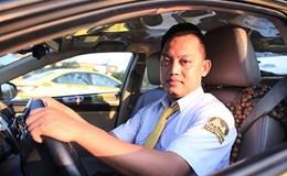 """Chàng tài xế taxi đỡ đẻ trên xe ở Đà Nẵng: """"Ai cũng sẽ làm như tôi thôi!"""""""
