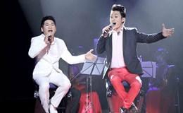 """Ca khúc """"Màu hoa đỏ"""" bị cấm hát, Trọng Tấn và Tùng Dương nói gì?"""