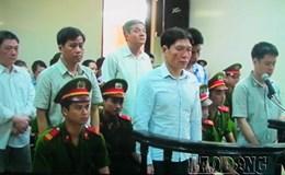 """Những lời nói """"bất hủ"""" của Dương Tự Trọng và các cựu công an tại phiên xét xử phúc thẩm"""