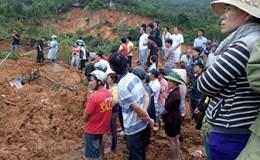 Vụ sạt lở núi kinh hoàng ở Khánh Hòa: Người dân đã từng nghe tiếng rạn nứt trên núi