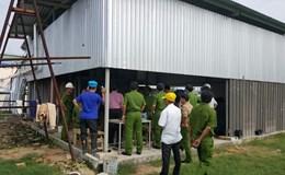 Vụ 5 người tử vong dưới hầm nước mắm của Cty Foodtech: Sẽ kiểm tra việc chấp hành an toàn lao động