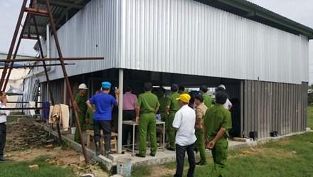 Công bố nguyên nhân khiến 5 người thiệt mạng dưới hầm mắm tại Phú Yên