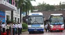 Khánh Hòa: 320 vé xe miễn phí đưa sinh viên vùng lũ miền Trung về quê đón tết