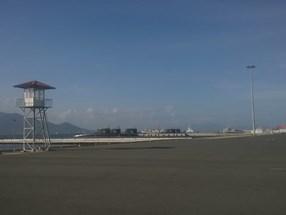 Tàu ngầm thứ 6 đã về đến quân cảng Cam Ranh
