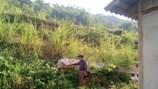 Dân tái định cư hoang mang vì sụt lở
