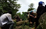 Ghi nhận từ hiện trường vụ án mạng hai người chết trong đêm ở Lào Cai
