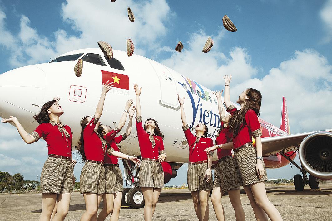 Bài toán nhân sự của Vietjet khi mạnh tay sắm máy bay