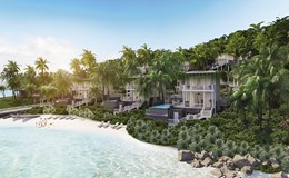 Ai là những thượng khách đầu tiên của JW Marriott Phu Quoc Emerald Bay?