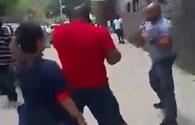 Video: Tranh cãi kịch liệt clip cảnh sát New York đánh người