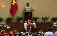 Video: Thủ tướng Chính phủ Nguyễn Xuân Phúc tuyên thệ trước Quốc hội