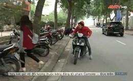 Thủ đoạn lừa lấy xe máy ít ai ngờ tới