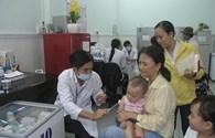TPHCM tiêm trở lại vaccine Quinvaxem từ ngày 11.11