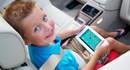 Trẻ em chậm phát triển vì sử dụng máy tính bảng