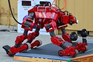 Điểm mặt 4 robot giải cứu thảm họa tuyệt vời đến kinh ngạc