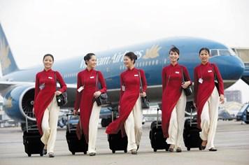 Tuyển Tiếp viên hàng không, lương 16 triệu đồng