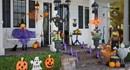 Gợi ý cách trang trí nhà cực ấn tượng, rùng rợn cho đêm Halloween